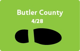 2012 Walk Butler County